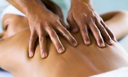 60- or 90-Minute Deep-Tissue or Relaxation Massage at Bowen Therapeutic Bodywork (Up to 55% Off)