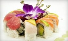 $20 for $40 Worth of Pan-Asian Cuisine at Tommy Chengs Asian Cuisine