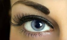 Mink Eyelash Extensions with 40, 70, or 90 Lashes Per Eye at Cocoa Elle (Up to 68% Off)