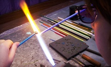 Glass Bead–Making Class for One, Two, or Four at Beads by Design (Up to 66% Off)