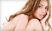 Haircut Package with Conditioning and Partial Highlights, or a European Facial at Fantasia Spa & Cut (Up to 67% Off)