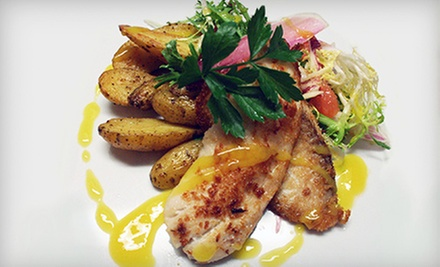 Italian Cuisine at Savino's Grill (Up to 60% Off). Two Options Available.