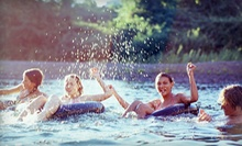 $21 for a Spokane River Tubing Trip for Two from Flow Adventures ($40 Value)