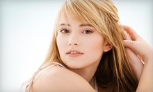 Haircut and Conditioning with Optional Highlights or Color from Christine at Salon D'va (Up to 58% Off)