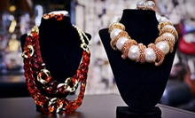 Designer and Trendy Consignment Apparel and Accessories at Tatiana's Fashions (Half Off). Two Options Available.