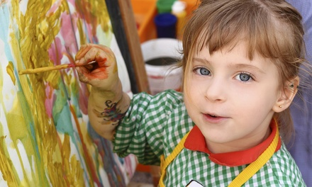 $69 for a Birthday-Party Package from Artastic Kiddy Creationz ($125 Value)