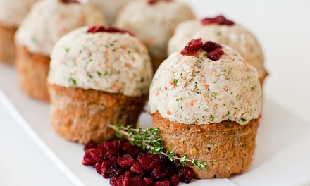 $11 for $20 Worth of Gourmet Meatloaves at The Meatloaf Bakery