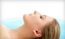 Flotation Tank, Infrared Sauna, and Massage at The Chicago Stress Relief Center (Up to 65% Off). Three Options Available.