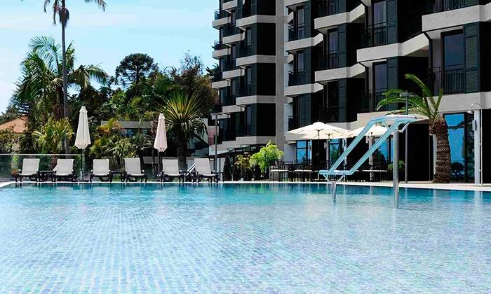 Bon Voyage — Madeira: 3 ou 7 noites em hotel para uma pessoa com voos, transfers e taxas desde 349€