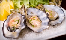 Fresh Seafood and Steaks for Two or Four at Canterbury's Oyster Bar &amp; Grill (Half Off)