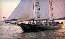 $22 for a Two-Hour Sailing Trip from Thomas E. Lannon in Gloucester (Up to $40 Value)