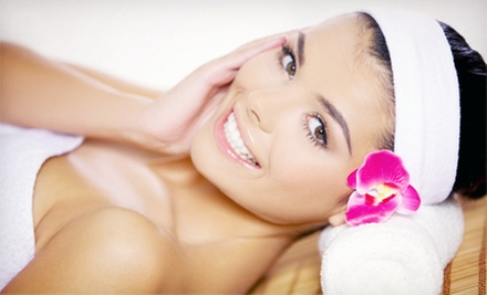 Full-Body Massage, Therapeutic Facial, or Both at Lotus Cosmetic Treatments  (Up to 55% Off)