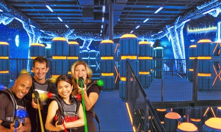 $18 for $30 Worth of Go-Karts, Laser Tag, Arcade Play, and Mini Golf at Carlisle Sports Emporium