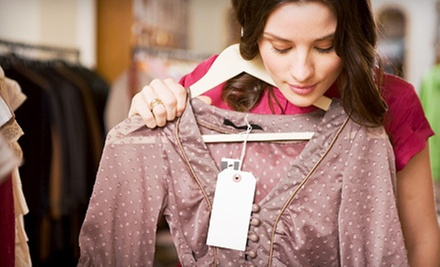 Boutique Apparel, Accessories, and Jewelry at Retail Therapy (Half Off)