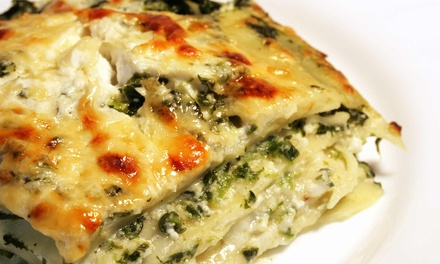 Italian Comfort Food for Lunch or Dinner at Joe Pasta (50% Off). Three Options Available.