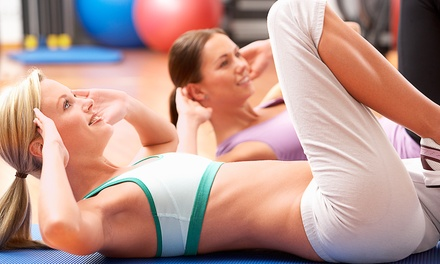 One Month All-Access VIP Membership for One or Two at Crossroads Fitness (Up to 91% Off)