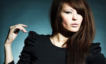 Haircut Packages for Girls or Women at Styling Haircutters (Up to 65% Off). Three Options Available.