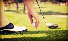 $19 for 18 Holes of Golf with Cart Rental at North Kent Golf Course (Up to $39 Value)