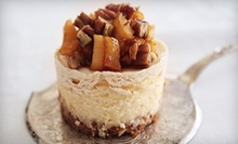 $25 for $50 Worth of Cheesecakes from Le Petit Cheesecakes