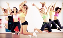 5 or 10 Zumba Classes from Zumba Fitness at Miramar (Up to 62% Off)