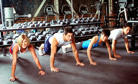 12 Group Training Sessions or 2 or 4 Personal-Training Sessions with Evaluation at FineLine Conditioning (Up to 89% Off)
