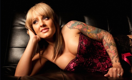Cha Cha Sugar Boudoir Photography Long Island Deal of the Day