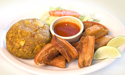 $15 for 2 Groupons, Each Good for $15 Worth of Dominican Food at Nano's Dominican Cuisine ($30 Value)