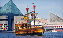 Family Adventure Cruise for Four or Adult Bring-Your-Own-Grog Cruise for Two from Urban Pirates (Half Off)