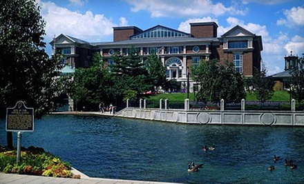 Visit for Two or Four to Indiana Historical Society (Up to 57% Off)