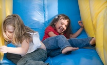 5 or 10 Open-Bounce Passes at BounceU (Up to 57% Off)
