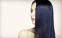One, Two, or Three Keratin Hair-Smoothing Treatments at Azalea Salon and Boutique (Up to 67% Off)