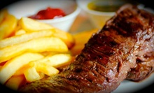 Argentinean Brunch for Two or Four or $15 for $30 Worth of Argentinean Dinner at LaBoca Grill Cafe