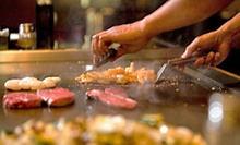 $65 for a Private Hibachi Experience and Asian Dinner for Two at Chef Honda Restaurant ($190 Value)