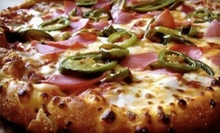 One or Three Pizzas with Bread and Pop at Domino's Pizza (Up to 47% Off)