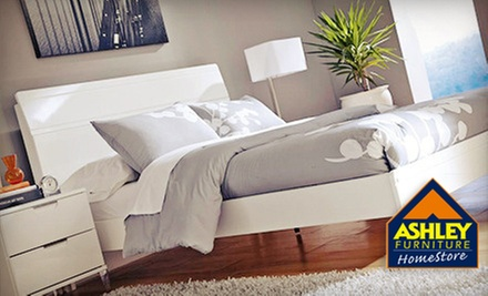 $49 for $150 Worth of Home Furnishings and Accessories at Ashley Furniture HomeStore