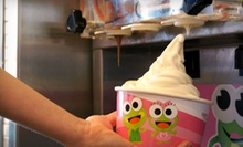 Five-Visit Punch Card or $5 for $10 Worth of Frozen Yogurt and Toppings at Sweet Frog