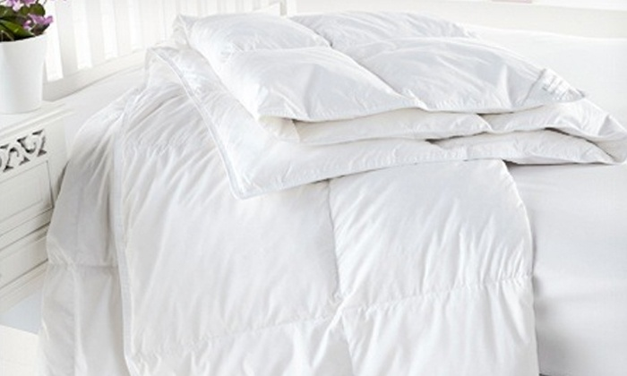 Cielo Lifestyle: 10.5 Tog Goose Feather Down Duvets from R845 Including Delivery (Up to 35% Off)