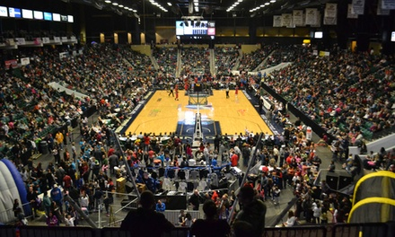 $135 for 24-Ticket Flex Season Pass for Texas Legends Basketball Games at Dr. Pepper Arena in 2014-15 ($240 Value)