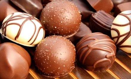 $12 for 1 Pound of Paradise Chocolate at CherryBerry ($24 Value)