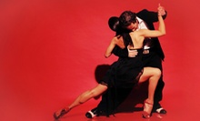 10 Group Tango Classes or Two Private Tango Lessons at ARTango Center (Up to 74% Off)