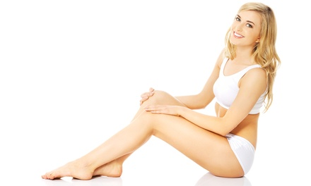 Fresh Face, Bikini Ready, or Unlimited Laser Hair-Removal Package at Beauty Mark Spa (Up to 93% Off)