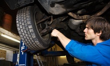 VA State Inspection and Emissions Test with Option for Oil Change at Dulles Automotive Service Center (Up to 51% Off)