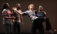 Friday Night Live Improv Show for Four or Six at Everett Stage (Up to 57% Off)