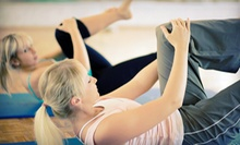 $29 for 10 Yoga Classes at Renew Wellness ($110 Value)