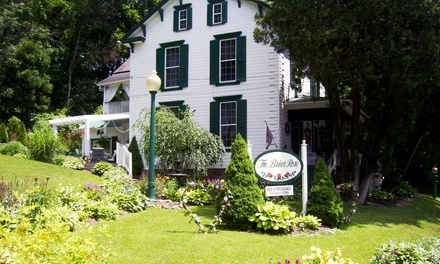 $99 for a One-Night Stay for Two at The Briar Rose Bed and Breakfast ($210 Value)