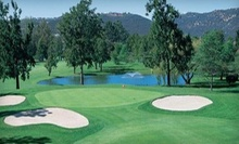 $59 for 18-Hole Round of Golf for Two with Cart, Range Balls, and Two Beers or Sodas in Escondido (Up to $148 Value)