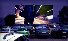Drive-In Movie with Popcorn and Sodas for Two or Four at Electric Dusk Drive-In (Up to 56% Off)