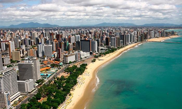Hotel Oásis Atlântico 4* — Fortaleza: 7 noites para uma pessoa em hotel 4* com voos e taxas desde 939€