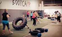 10 or 20 Boot-Camp Classes at Gym41 (Up to 68% Off)