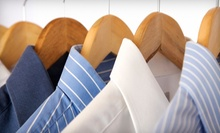 $10 for $25 Worth of Dry Cleaning with Pickup and Delivery at Pressed 4 Time 